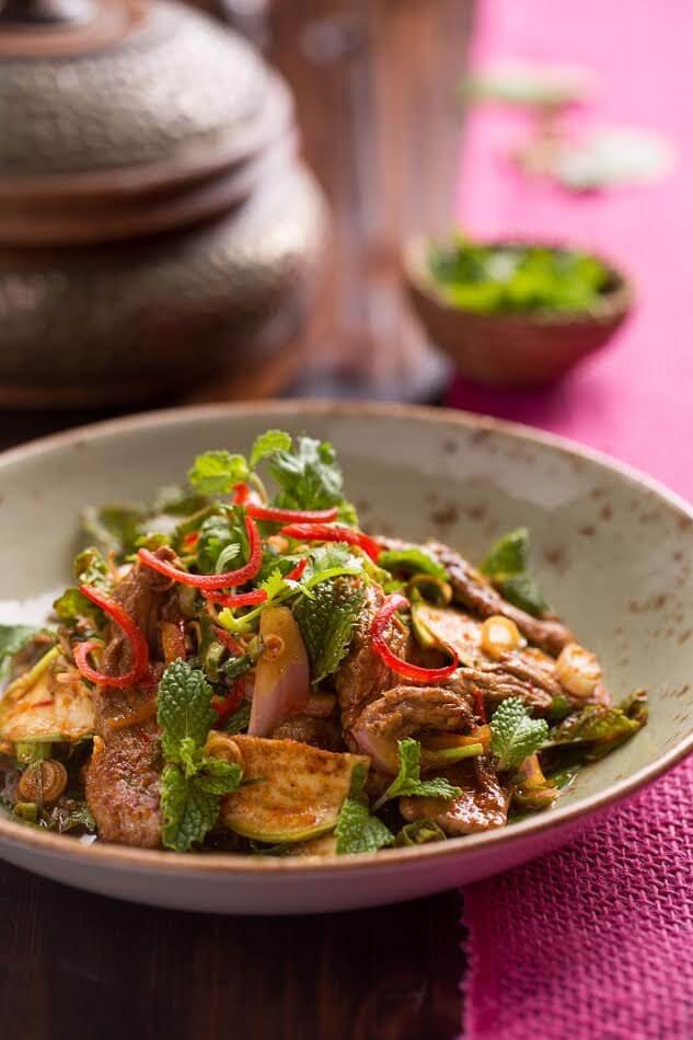 مطعم باي تاي يعلن عن قائمة الإفطار خلال شهر رمضان الكريم