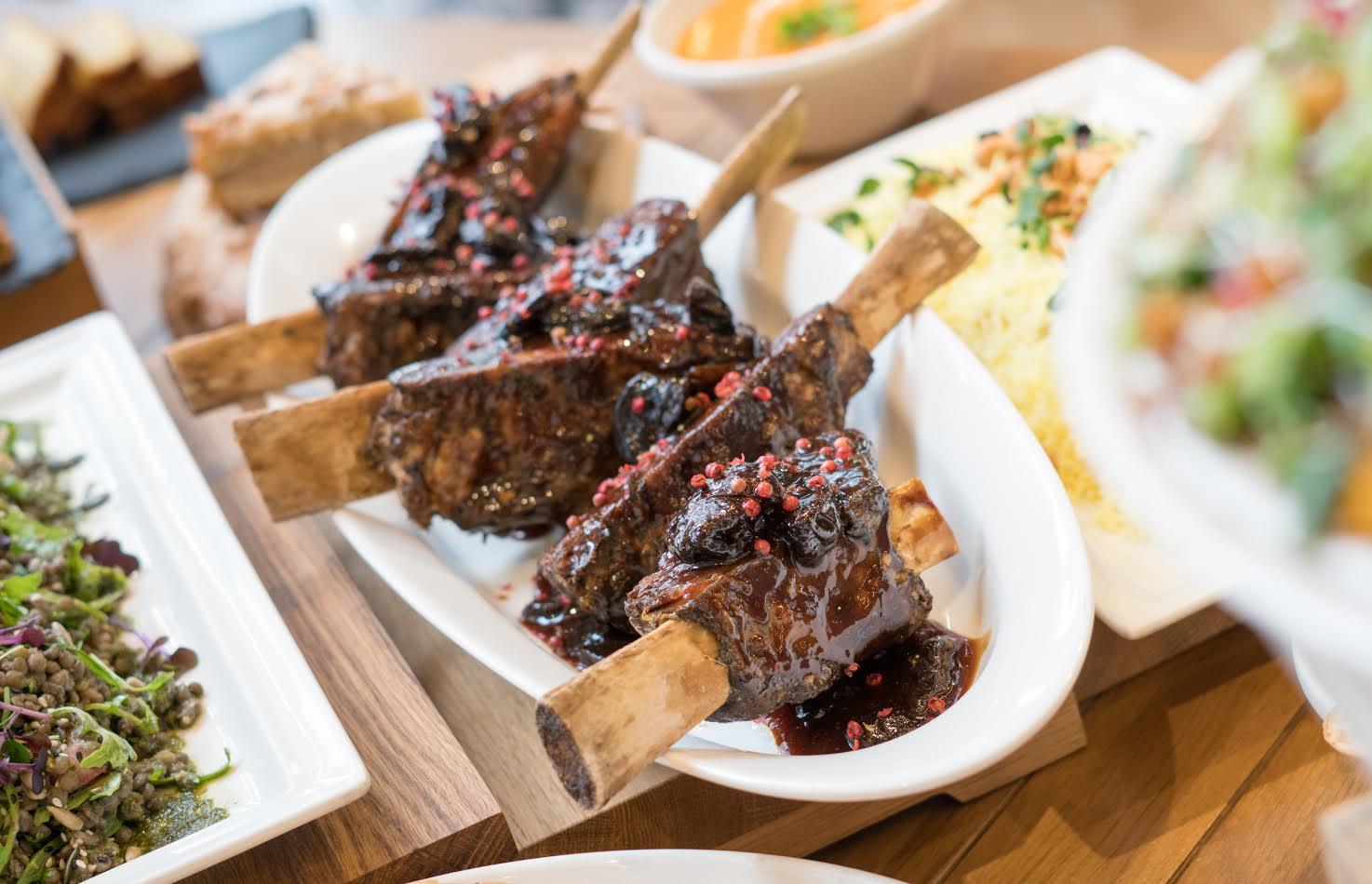 مطعم أوبين يقدم قائمة أطايب لذيذة احتفالاً بشهر رمضان الكريم