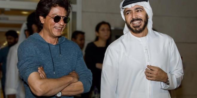 شاروخان يعود إلى دبي لتصوير الجزء الثاني من الفيلم الترويجي كن ضيفي