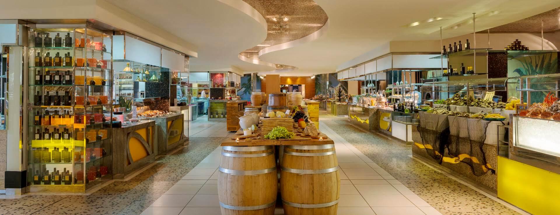 عروض مطاعم فندق ويستن دبي الميناء السياحي خلال رمضان 2017