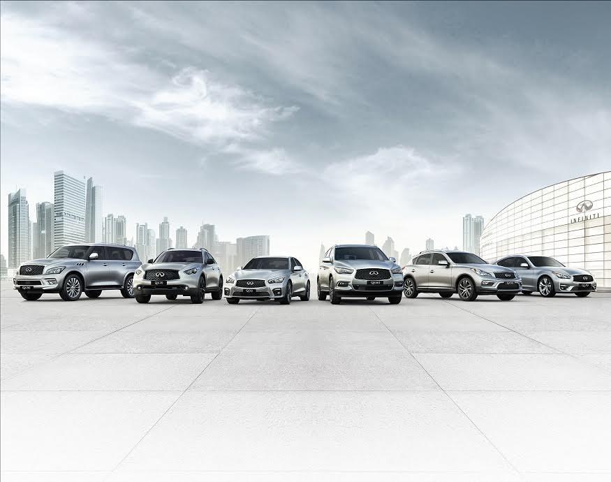 العربية للسيارات تطلق برنامج سيارات إنفينيتي المستعملة المعتمدة