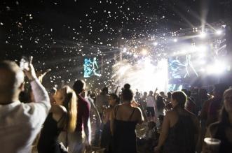 جزيرة المرجان في رأس الخيمة تستضيف مهرجان ديستنيشن دون