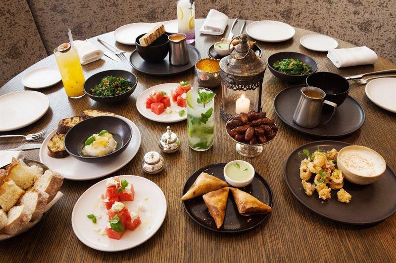 مطعم جان جورج دبي يعلن عن عروضه لرمضان 2017