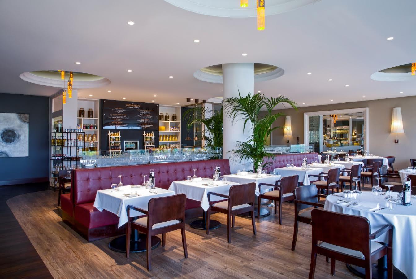 مطعم بوكا يقدم قائمته الجديدة والمميزة من الأطباق الإيطالية
