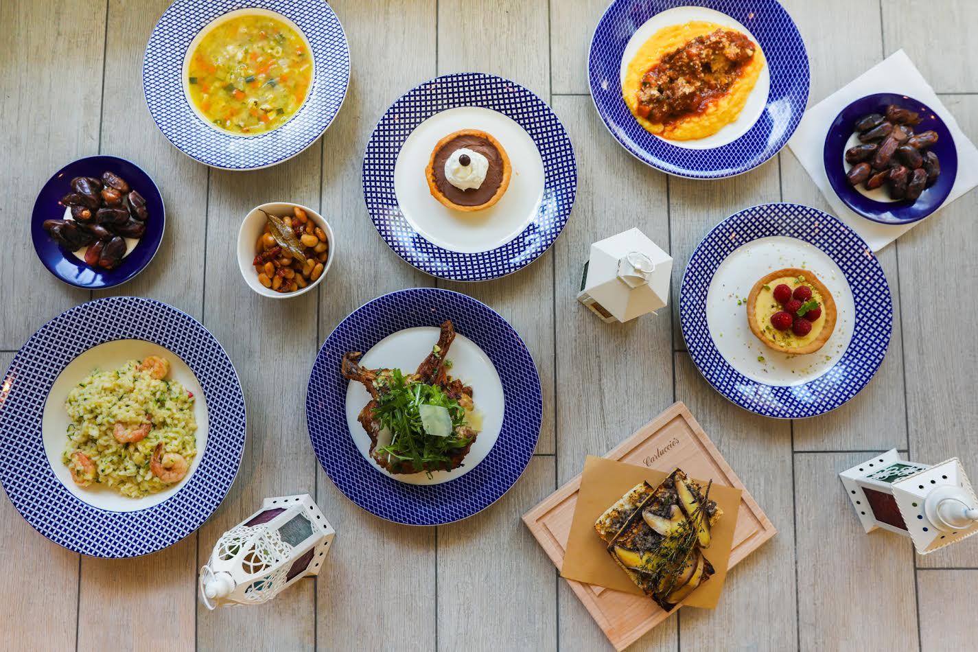 عروض مطعم كارلوتشيوز لرمضان 2017