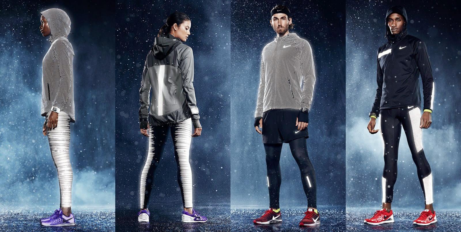 2015 0505 Nike Flash Reflective Running Gear