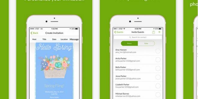 إنفايت أول تطبيق لتنظيم موائد الإفطار والسحور في الإمارات
