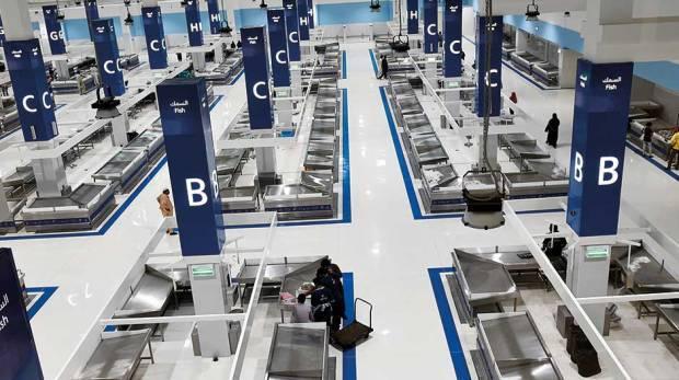كل ما يجب عليك معرفته عن سوق السمك الجديد في دبي