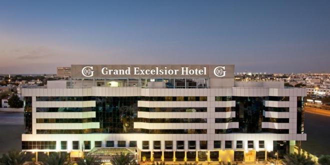 نظرة على فندق جراند اكسلسيور ديرة دبي
