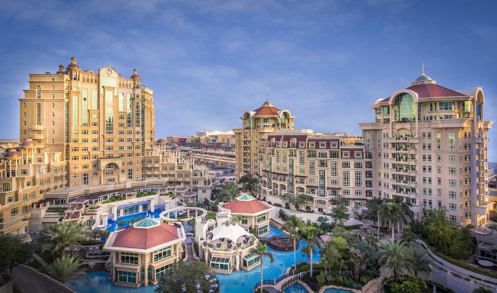 فندق روضة المروج في دبي