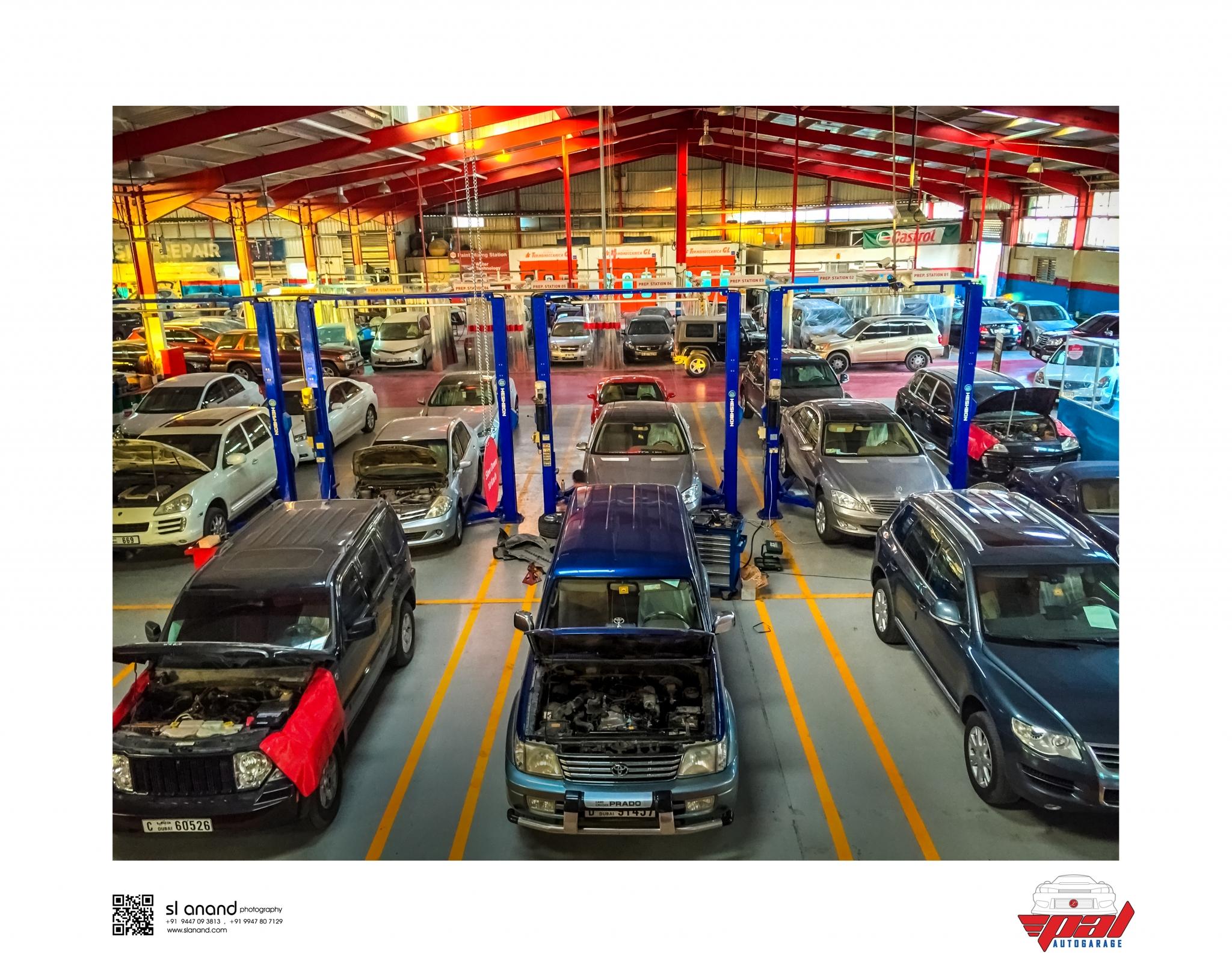 بال لصيانة السيارات تقدم إجراء معاينة مجانية للمكيف