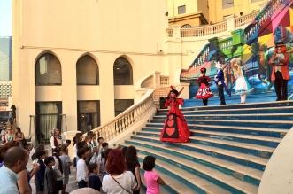 احتفالات مبهرة خلال عطلة عيد الفطر في شوارع جميرا بييتش ريزدنس