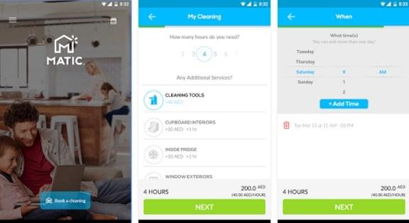 Photo of نظرة على تطبيق ماتيك لمساعدة ربات البيوت في رمضان