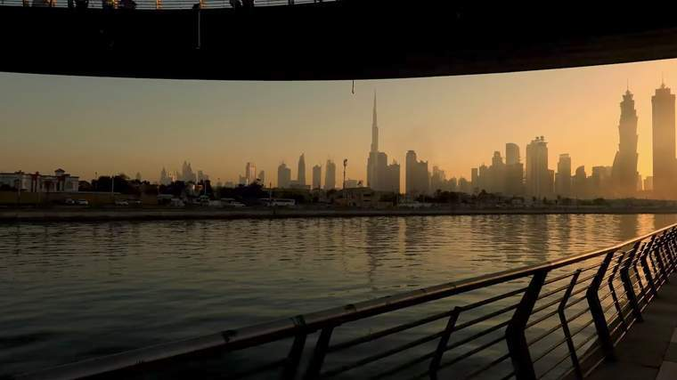 Photo of بالفيديو .. كيف تم بناء قناة دبي المائية ؟