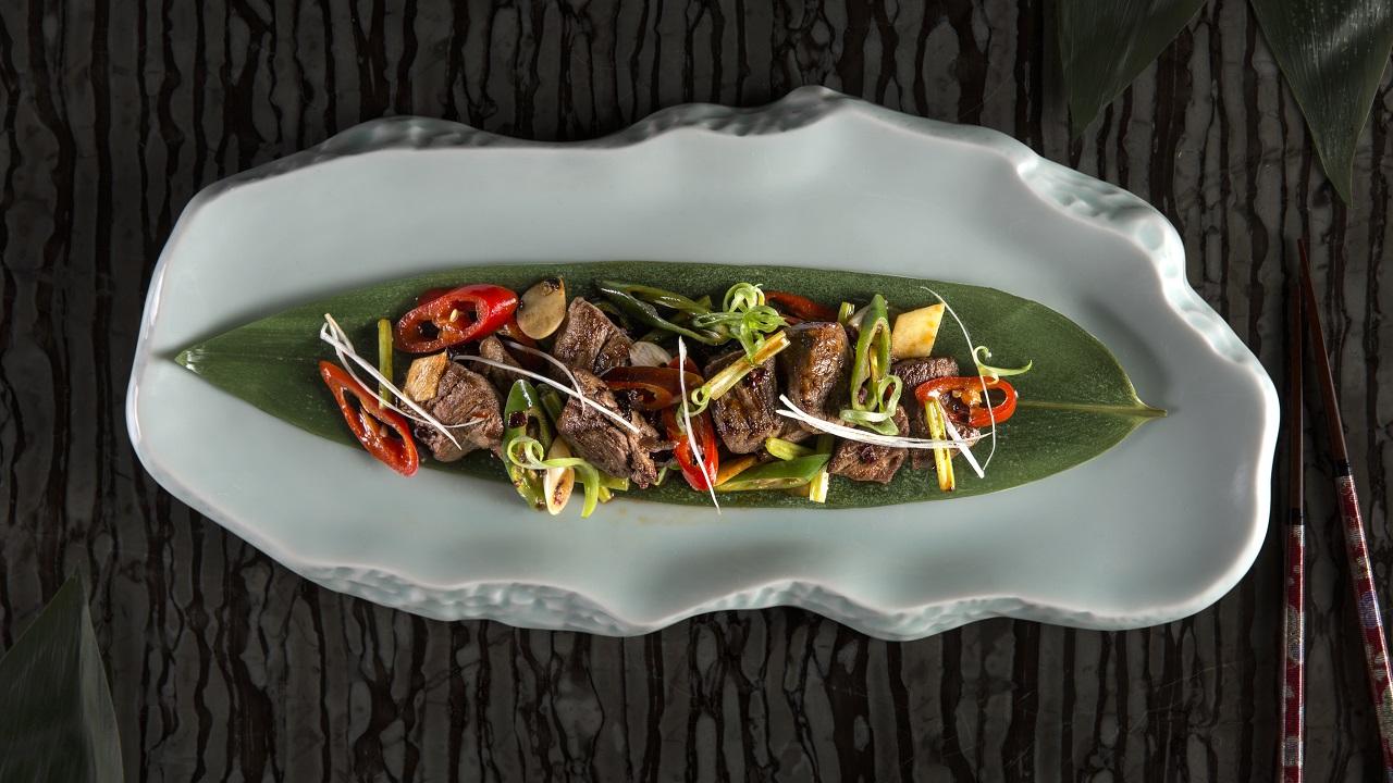 مطعم ميدن شنغهاي للمأكولات الصينية في دبي