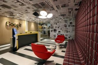 بالصور .. جولة داخل مقر غوغل الشرق الأوسط في دبي