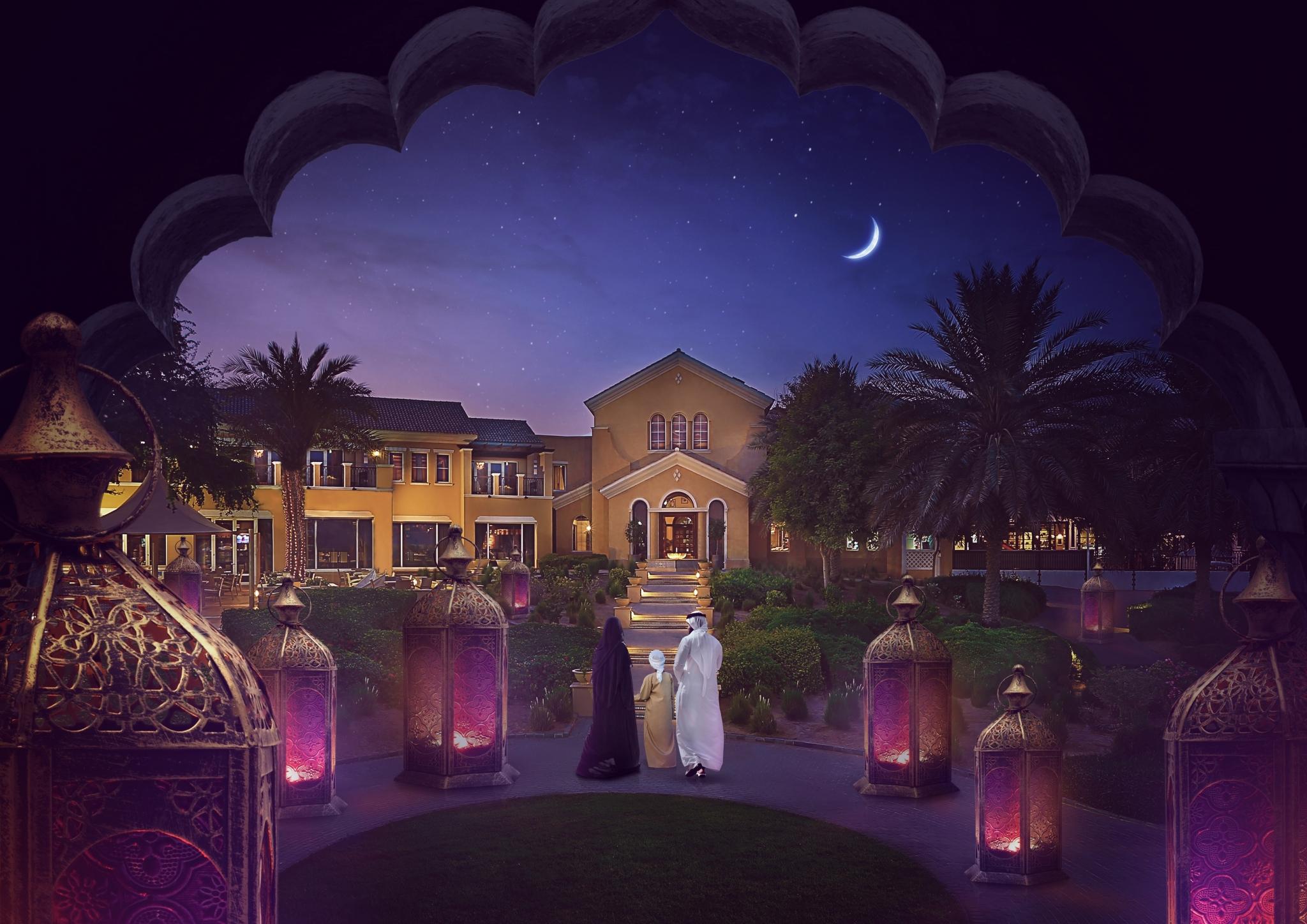 Photo of رمضان في نادي المرابع العربية للجولف