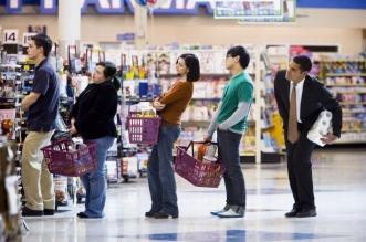 إنفوجرافيك | كيف تختار أسرع طابور في السوبر ماركت بالإمارات ؟