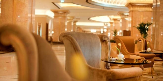 فندق قصر الإمارات يقدم آيس كريم بالذهب للمرة الأولى في أبوظبي