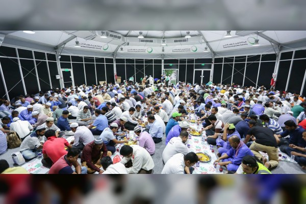 Photo of كهرباء دبي تطعم 2300 صائم يوميا طوال شهر رمضان