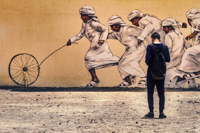 دبي كما لم تشاهدها من قبل بعدسة المصور إس كي صهيب أثفان