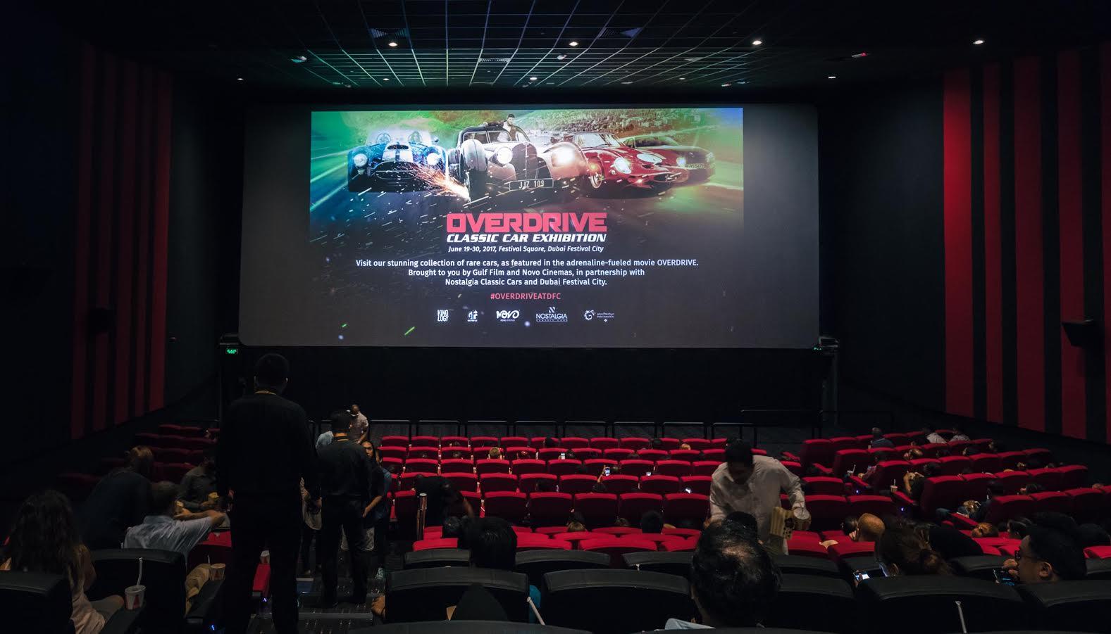 Photo of أفضل 5 أفلام ستعرضها دور السينما الإماراتية خلال النصف الأول من نوفمبر 2018