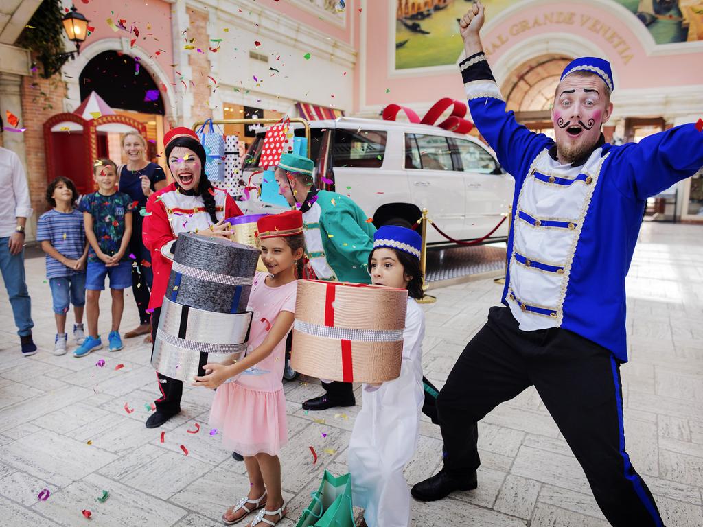 مفاجآت صيف دبي تعود بعروض مذهلة وفعاليات متنوعة