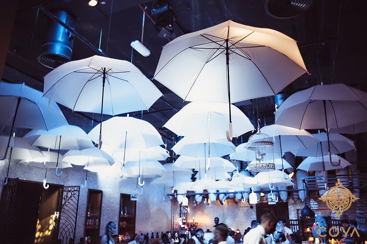 مطعم كويا دبي يستضيف الليلة البيضاء لا نوتشي بلانكا