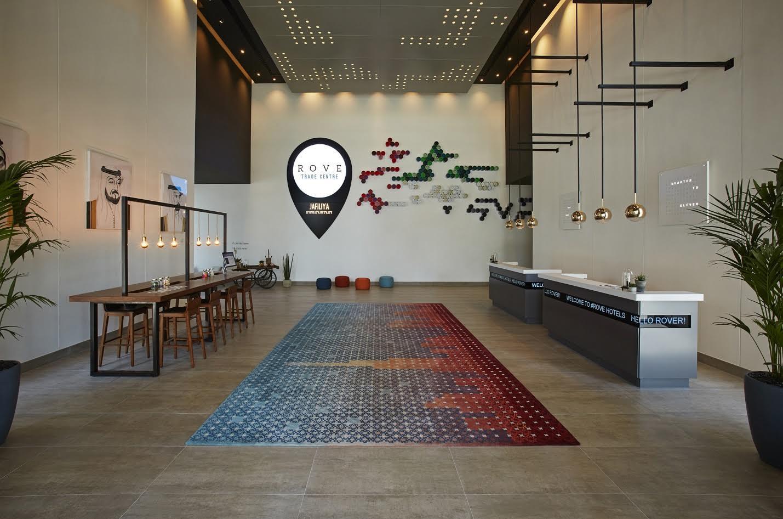 فندق روڤ المركز التجاري يفتتح أبوابه في دبي