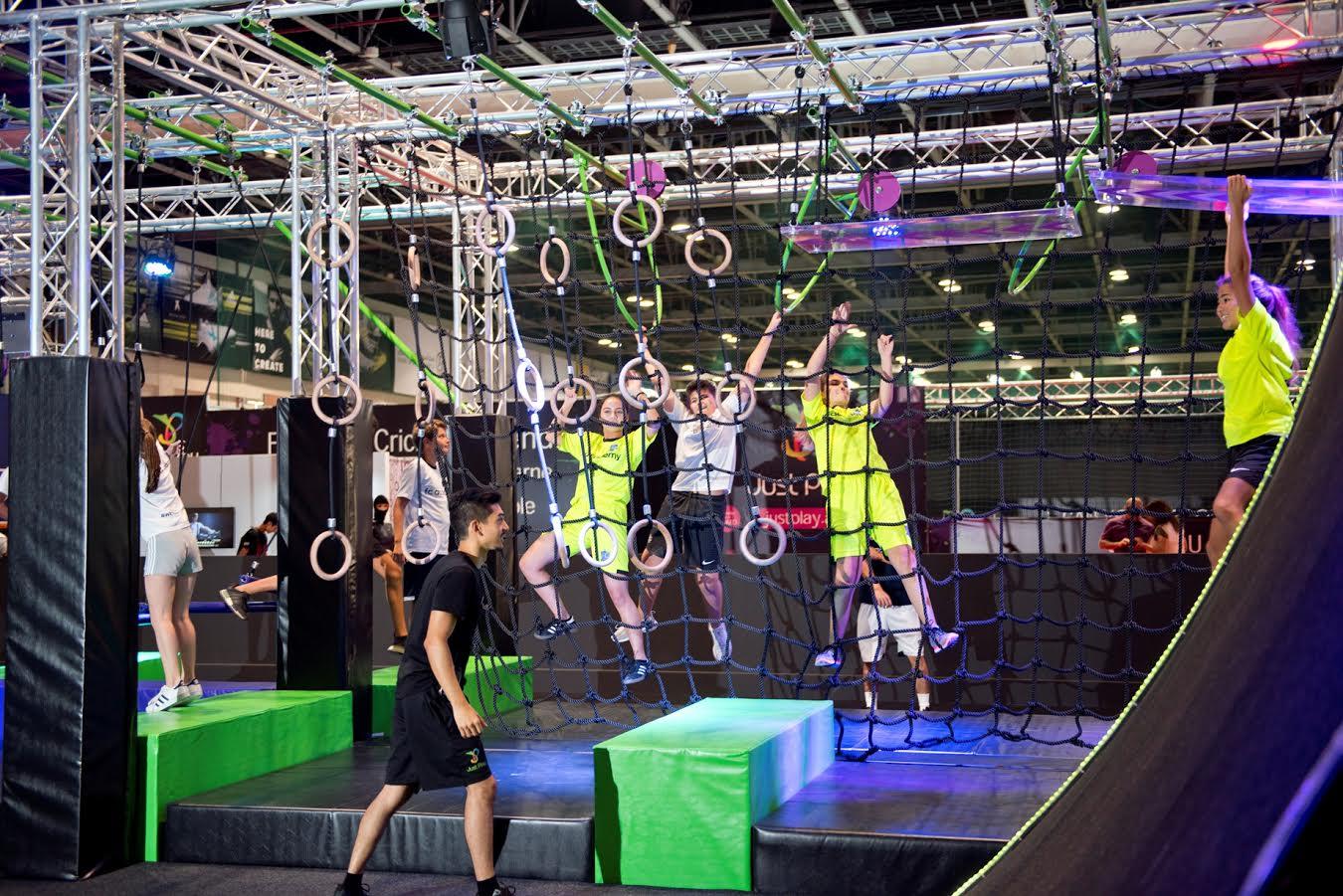 عالم دبي للرياضة يستضيف ثلاث فعاليات للياقة البدنية