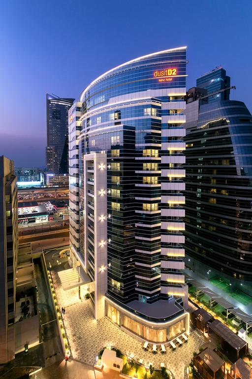 فندق دي 2 كنز دوسيت دبي