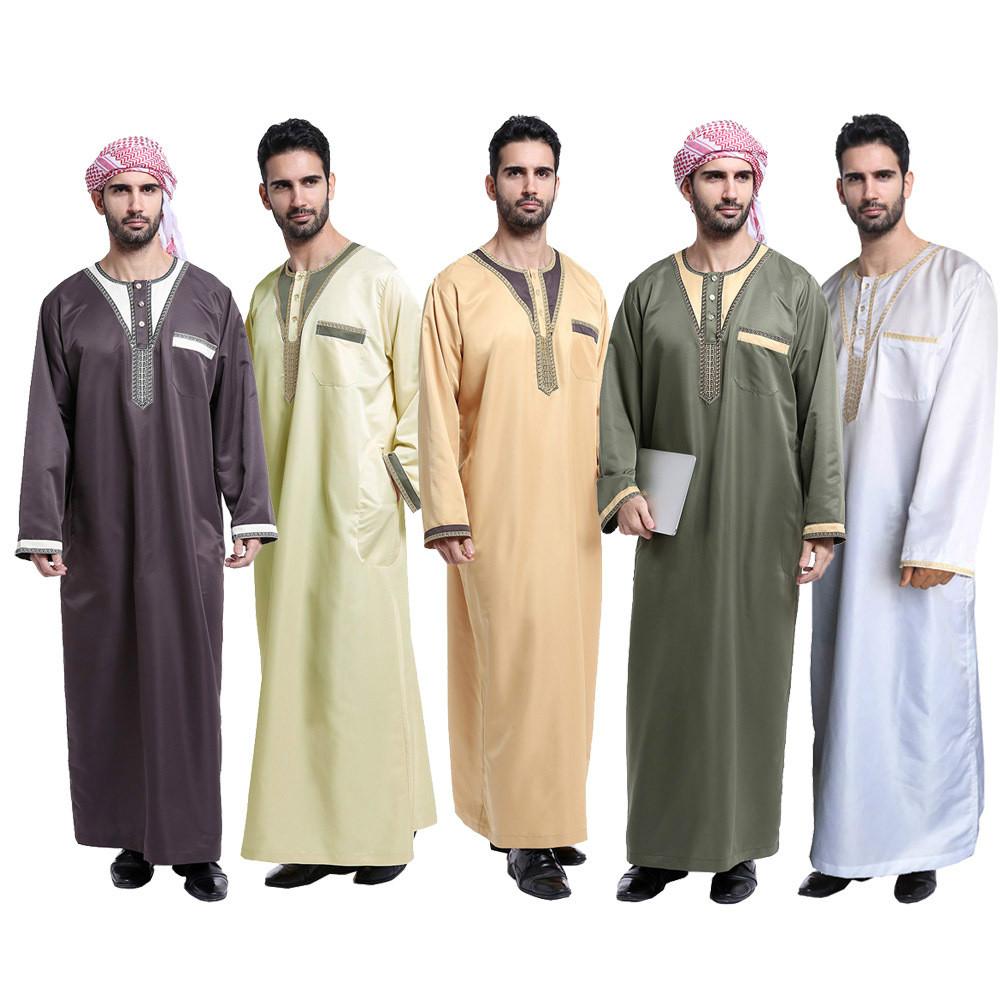أبرز محلات أقمشة و خياطة رجالي في دبي