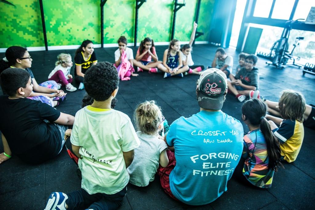 مخيم ياس مارينا الصيفي للأطفال