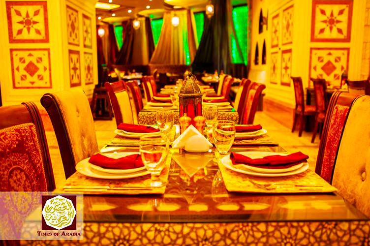 مطعم-تايمز-أوف-ارابيا-دبي
