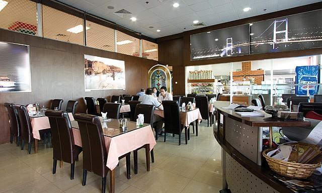 مطعم زهرة اسطنبول