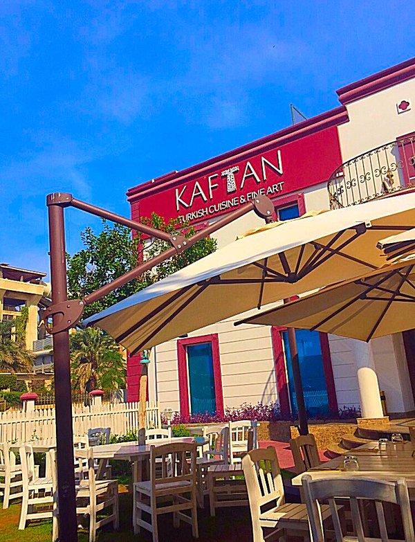 مطعم قفطان التركي