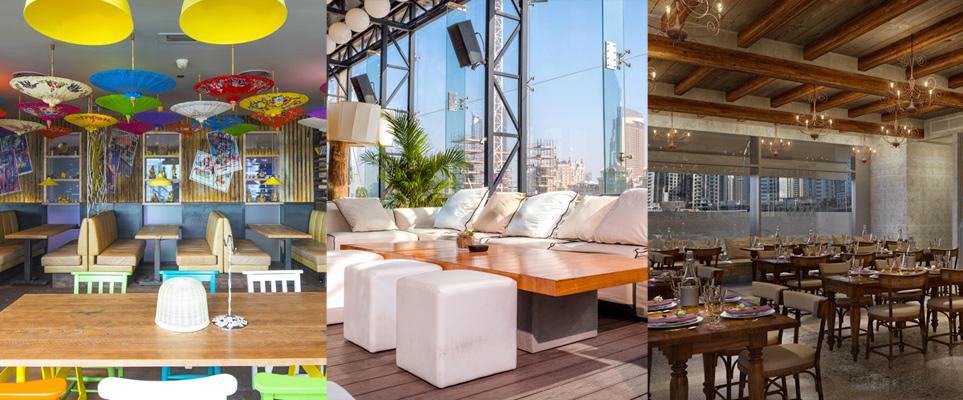 مطاعم من المتوقع إفتتاحها قريباً في دبي
