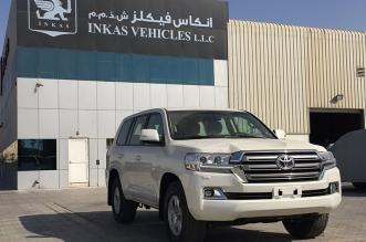 شاهد بالفيديو كيف يتم تصنع السيارات المدرعة في دبي