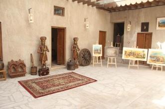 نزل الأحمدية التراثي في دبي