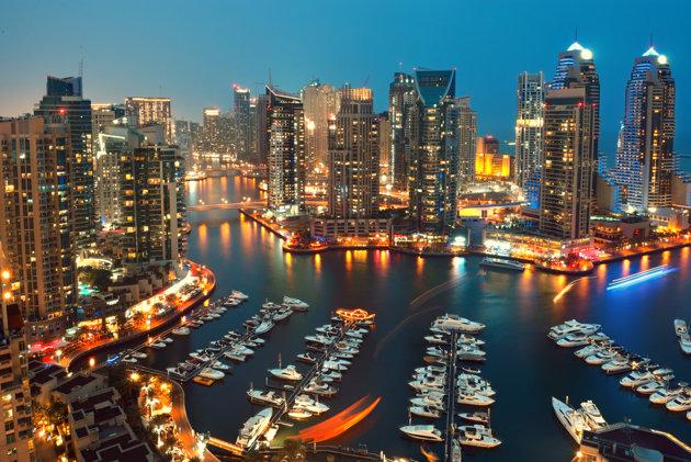 صورة أفضل 10 مناطق من حيث صافي إيرادات الإيجار في دبي