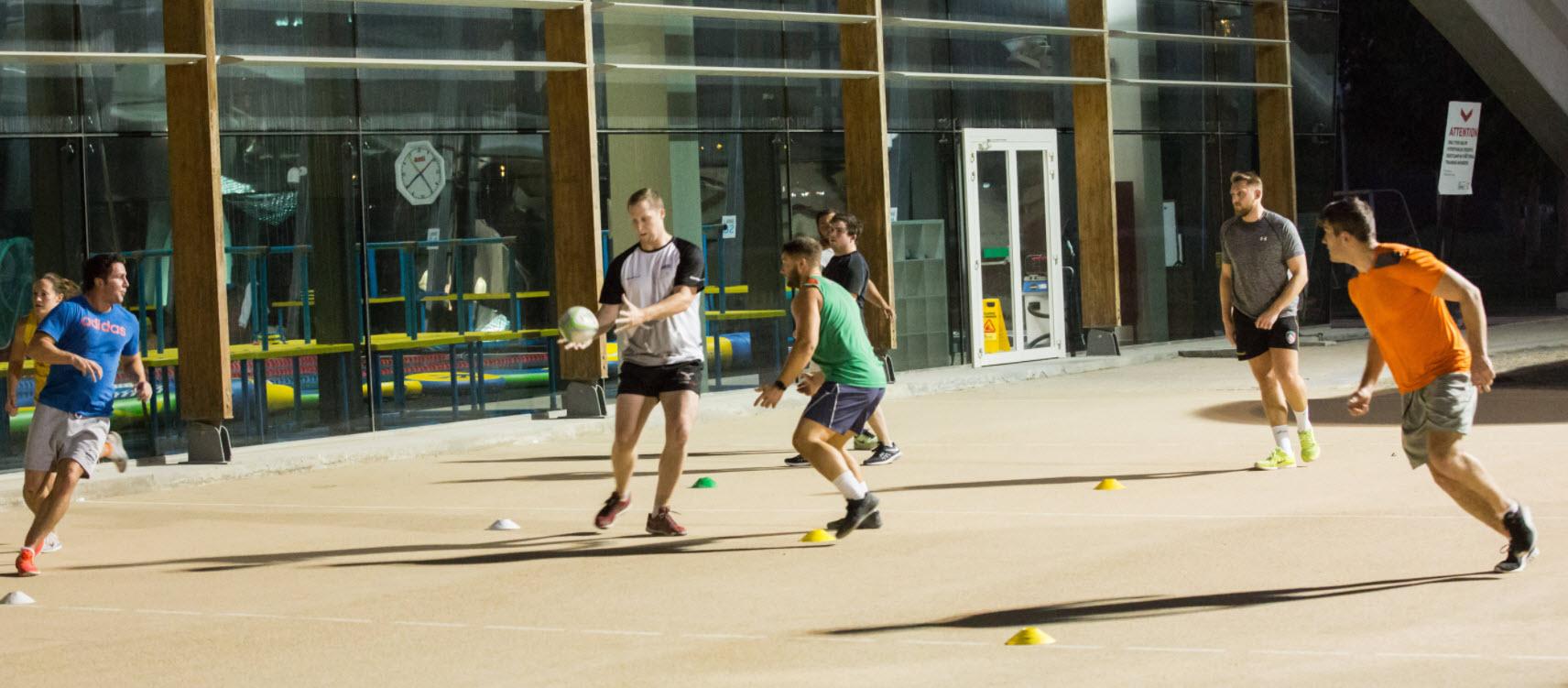مدينة دبي الرياضية تنشئ فريقًا جديدًا للرجبي يدعى إيجيلز دي إس سي