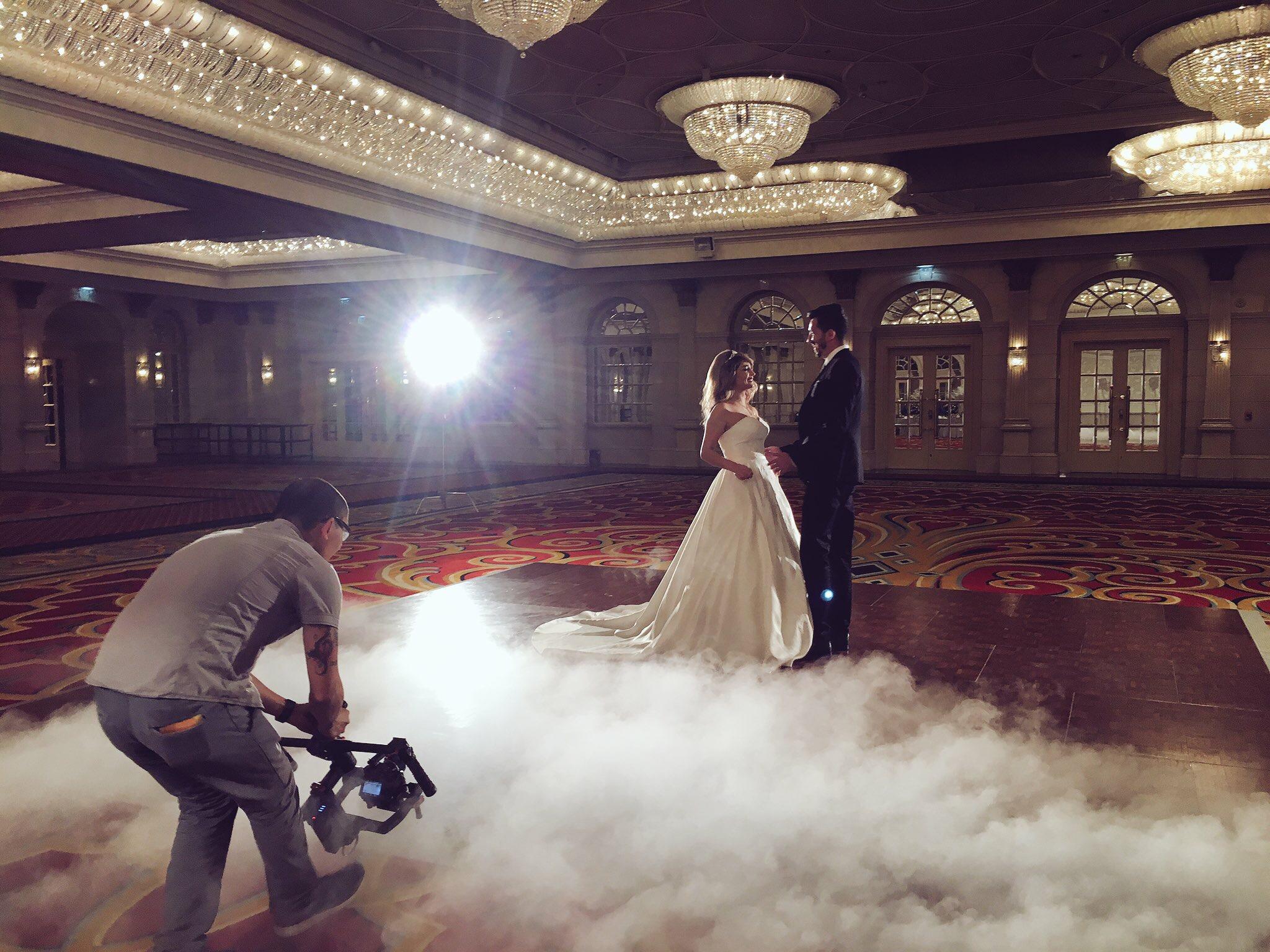"""صورة شاهد الفيلم القصير """" ذكريات أبدية في فندق جي دبليو ماريوت دبي """""""