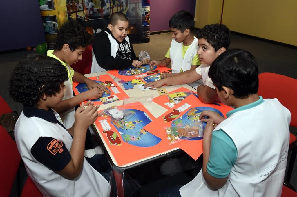 متاحف الشارقة تنظم مخيمها الصيفي السنوي