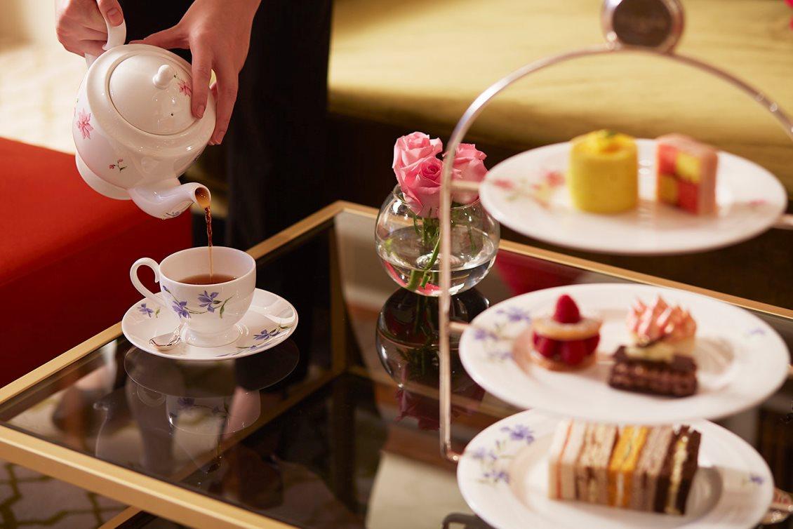 صورة فندق ديوكس دبي يقدم تجربة مميزة لتناول الشاي بأسلوب بريطاني مميز