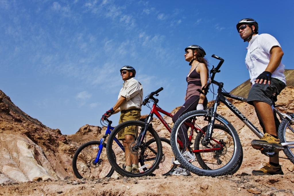 Desert Islands Resort & Spa by Anantara – Mountain Biking