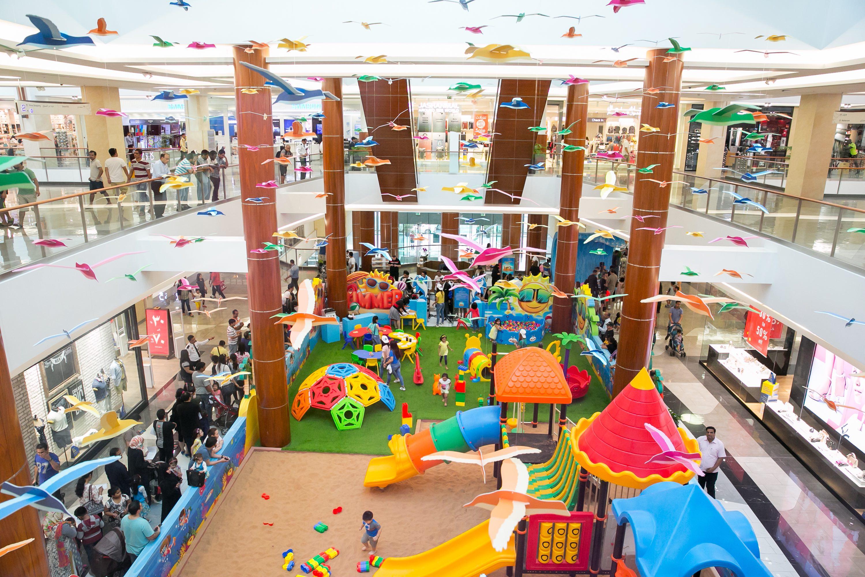 مركز برجمان يستضيف مهرجان المرح الصيفيSummer Fun