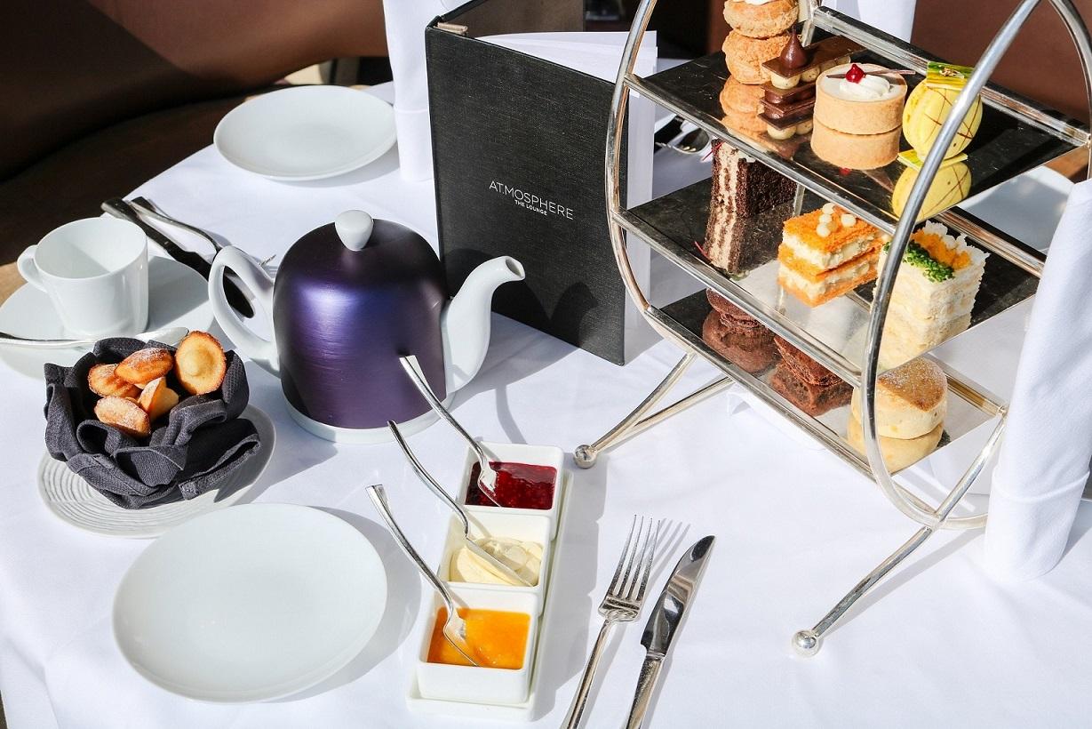 High Tea at At.mosphere Lounge, Burj Khalifa (1)