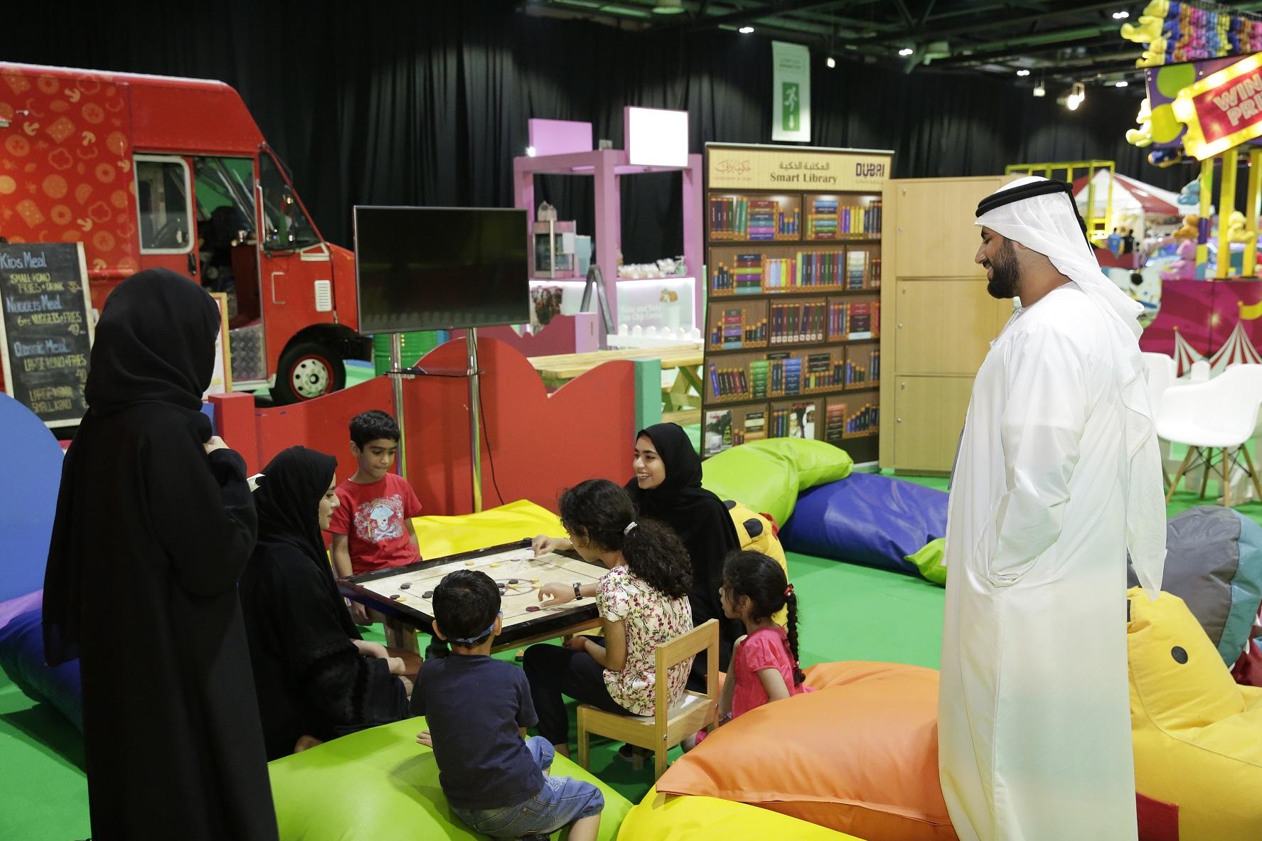 Photo of دبي للثقافة تطلق النسخة الثانية من ركن القراءة في عالم مدهش
