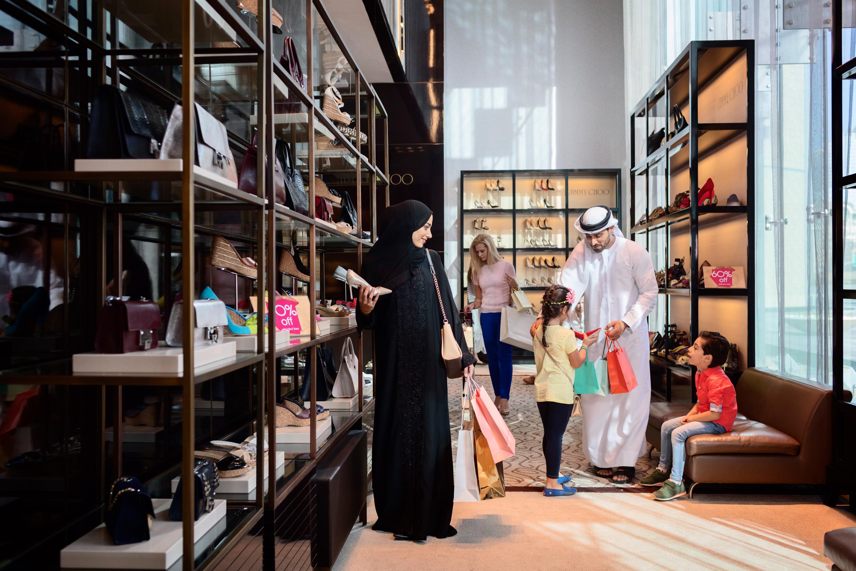 صورة تخفيضات مهمة في محلات سلام بمركز وافي ضمن مفاجآت صيف دبي