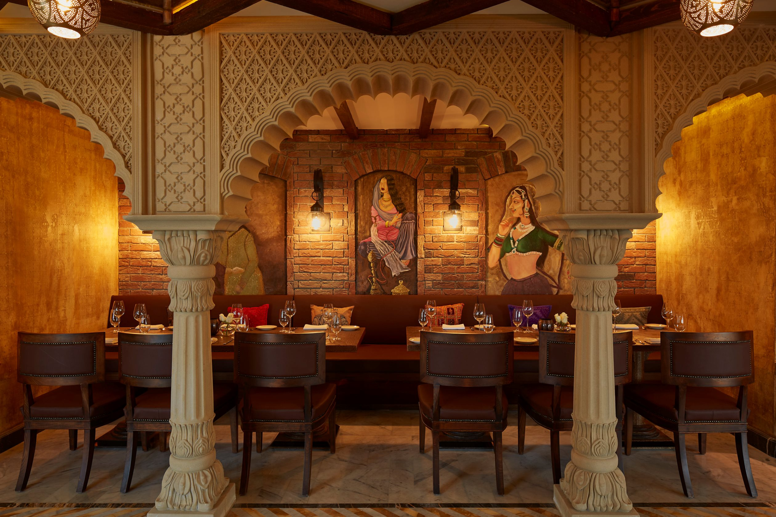 Photo of إفتتاح مطعم خيبر للمأكولات الهندية في فندق ديوكس دبي